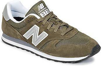 New Balance 373 Olive/Silver Heren