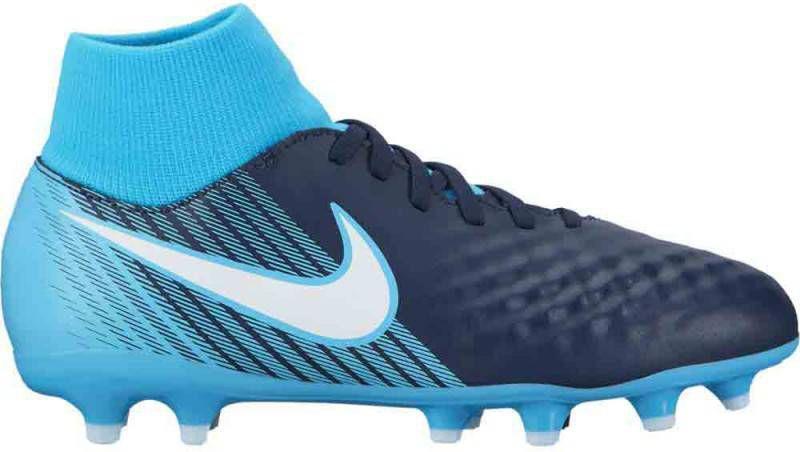 buy online ec4b8 edc03 Nike Magista Onda II Dynamic Fit FG Obsidian White Gamma Blue Glacier Blue  Kids