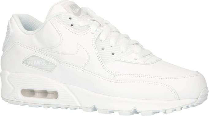 Nike Sneakers Air Max 90 Leather 302519 113 Wit 42.5 maat 42.5